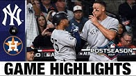 Gleyber Torres' HUGE game leads Yankees to win   Yankees-Astros MLB Highlights