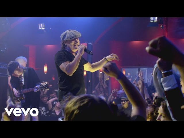 AC/DC - Rock the Blues Away  (Official Video)