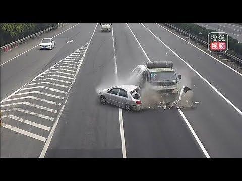 Аварии на трассе.