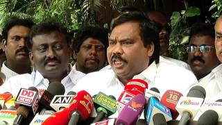 Vaiko's Only Aim is to Destroy DMK & MK Stalin - MDMK Men Joins with MK Stalin