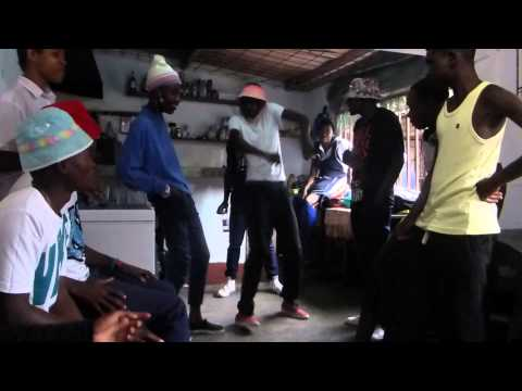 Amazing Afro-House dancer from Maputo, Mozambique