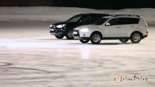 Фигурное катание на авто!!! avto figure skating!!! Смешная реклама!!!