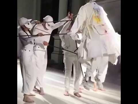 Aitor Throup New Object Research SS17
