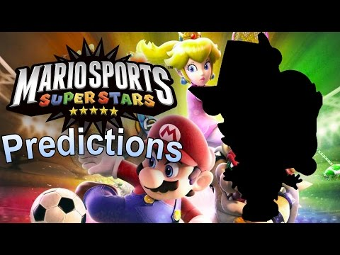 Mario Sports Superstars | Character Predictions