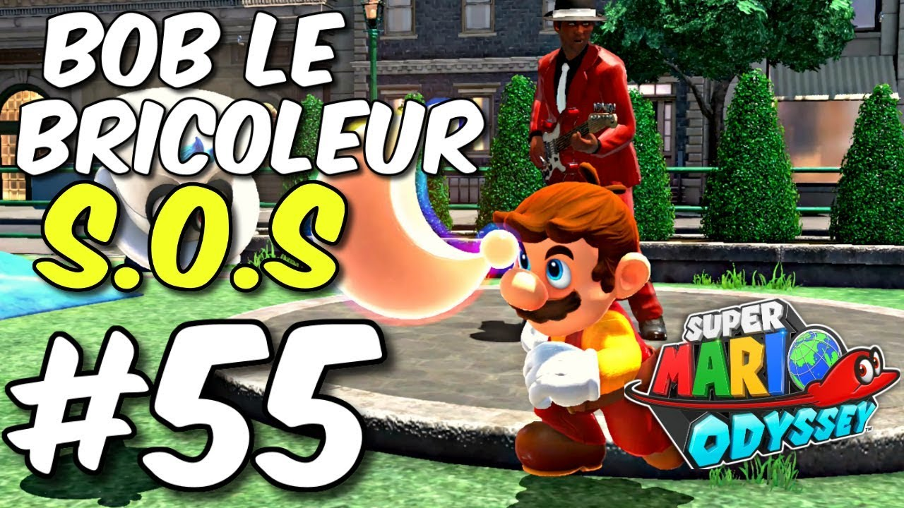 On l 39 appelle bob le bricoleur 55 gameplay astuce - Paroles bob le bricoleur ...