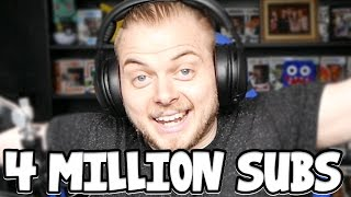 4 MILLION SUBSCRIBERS!!