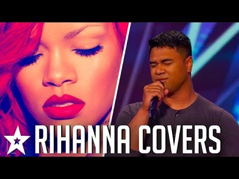 BEST RIHANNA COVERS WORLDWIDE on Got Talent | Got Talent Global