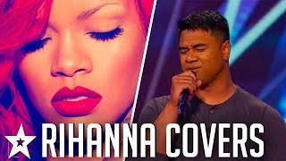 Download BEST RIHANNA COVERS WORLDWIDE on Got Talent | Got Talent Global Mp3 and Videos