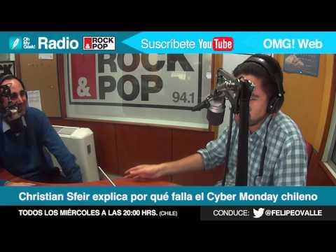 ¿Por qué falla técnicamente el Cyber Monday chileno? - OhMyGeek! Radio