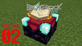 BrokeRock Stream 2 (between episode 14 - 15) - Minecraft SMP