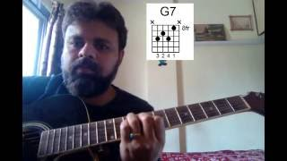 Lesson 11 Learn Variations of C Major and G7 Guitar Chords in Malayalam.mp3