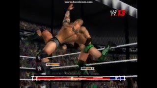 WWE ULTIMATE IMPACT 2013v2 TOP 15 FINISHERS