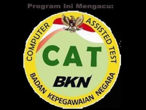Gratis dan resmi BKN simulasi tes CAT (Computer Assisted Test)