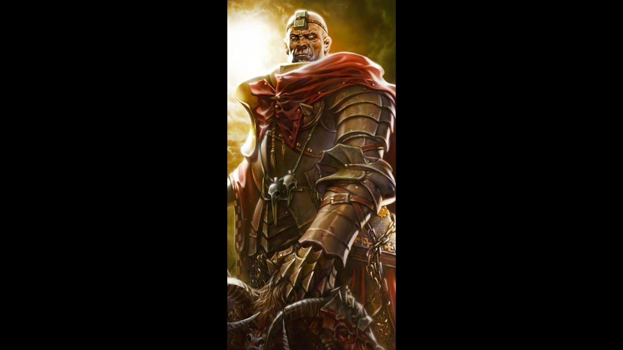 #48 Warhammer Fantasy Battle Reports WoC v Empire (LORD ...