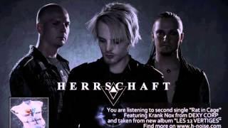 HERRSCHAFT - Rat in Cage (feat. Krank Nox) - LES 12 VERTIGES