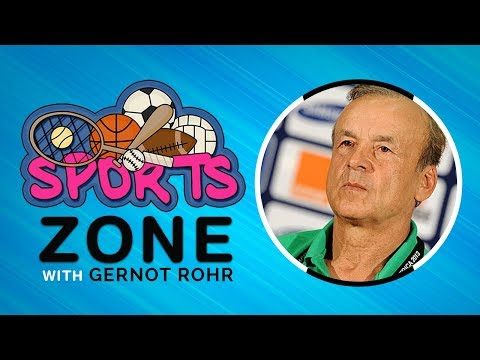 GERNOT ROHR SUPER EAGLES COACH TALKS WORLD CUP QUALIFICATION
