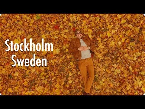Autumn in Stockholm Sweden | Evan Edinger Travel