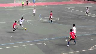 國慶盃中學五人足球比賽 – 2015 ( 梁省德 vs 可風