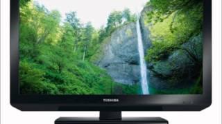 TELEVISEUR  LED 48 CM (19 pouces) TOSHIBA 19EL833F  159 EURO http://bit.ly/Conforama