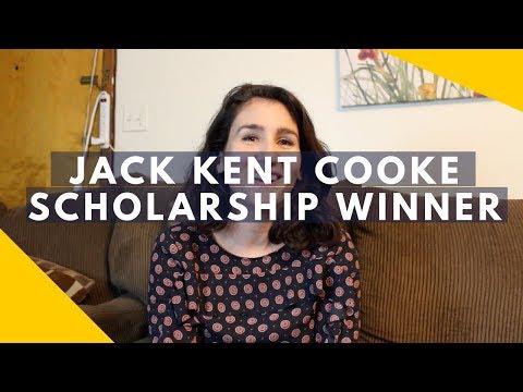 Phi Theta Kappa Jack Kent Cooke Foundation Scholarship Winner