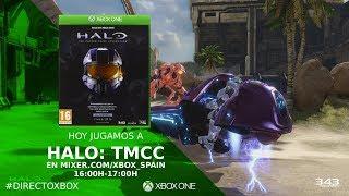 #DirectoXbox con MondoXbox y Halo Spain. ¡Multi de Halo: MCC!