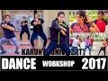 Dance workshop 2k17 l tamil nadu karunya university l india mp3