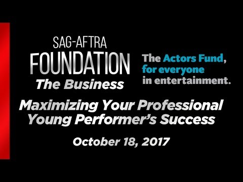 The Business: Maximizing Your Professional Young Performer's Success