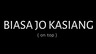 Download lagu Biasa jo kasiang ( on top ) _ Andre Xola x Aram Laksmana ( UNITED REMIXER MANADO )