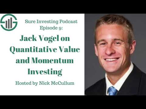 SIP009: Jack Vogel on Quantitative Value and Momentum Investing