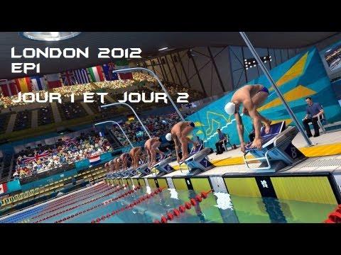 London 2012 Ep1: jour 1 et jour 2