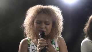 """Rachel Crow Sings """"Fight Song"""" by Rachel Platten on Seth Speaks"""