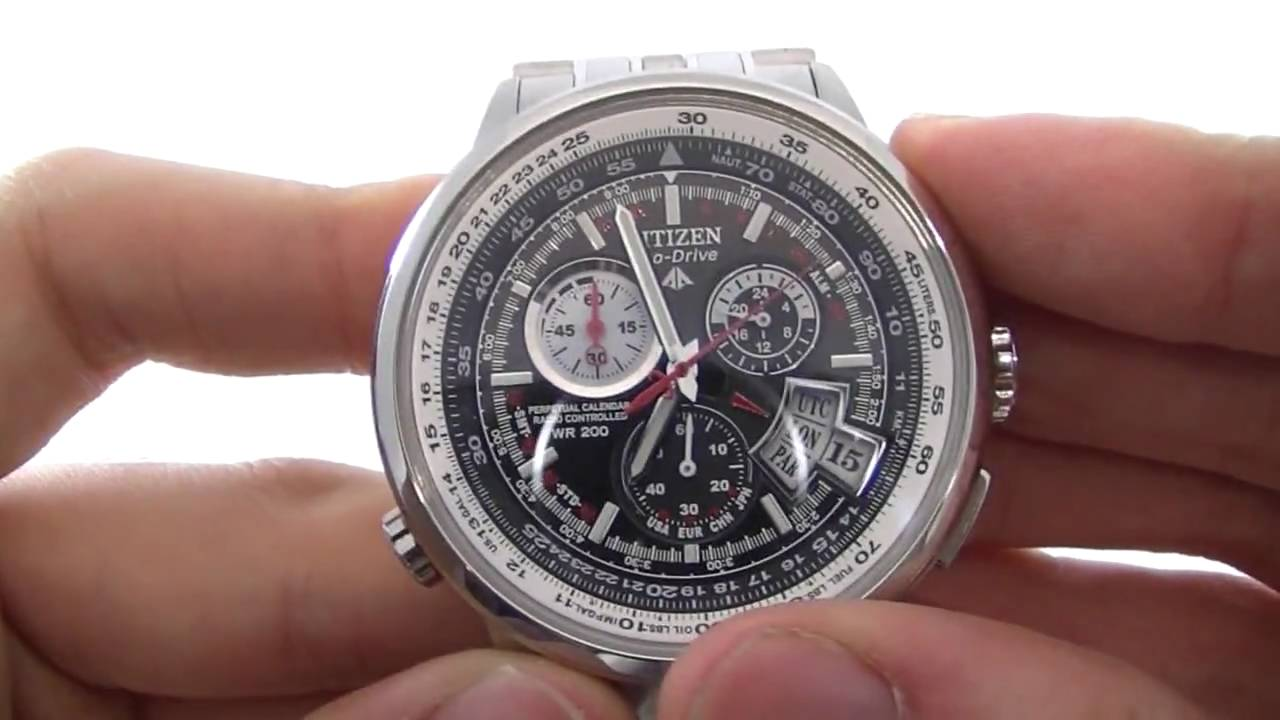 Men S Citizen Chrono Time At Chronograph Eco Drive Watch By0000 56e Review Uk You