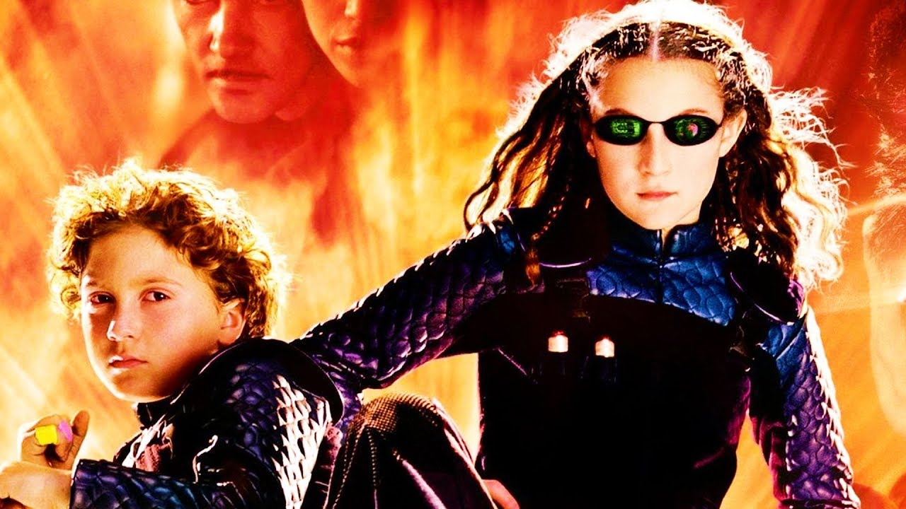 Download *SPY KIDS* IS BETTER THAN *SKY HIGH* DON'T @ ME
