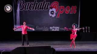 Oleg & Yaiza, Coregrafia, Bachataopen 2015
