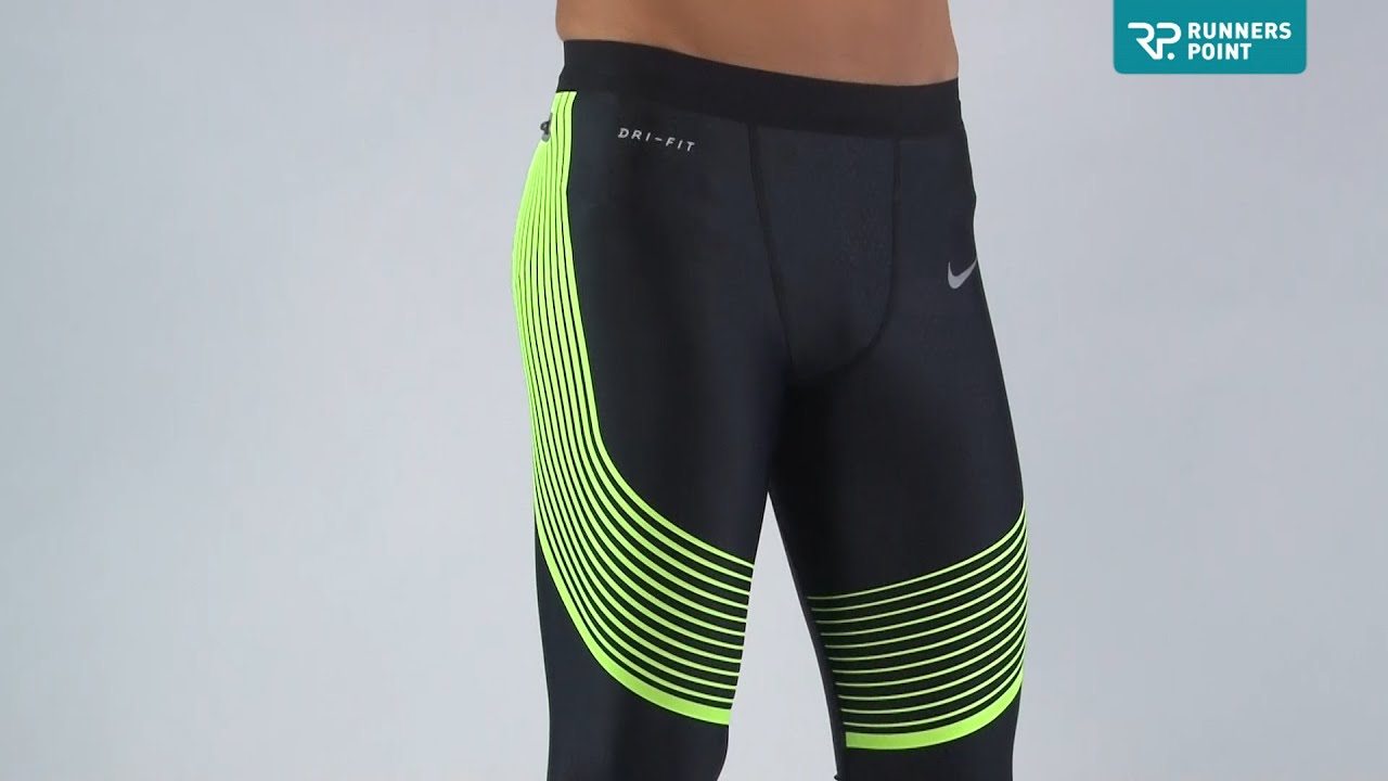 Nike Men's Miler UV Short Sleeve Performance Shirt - YouTube