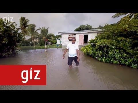 GIZ: Climate change - a new start in Fiji. 2017