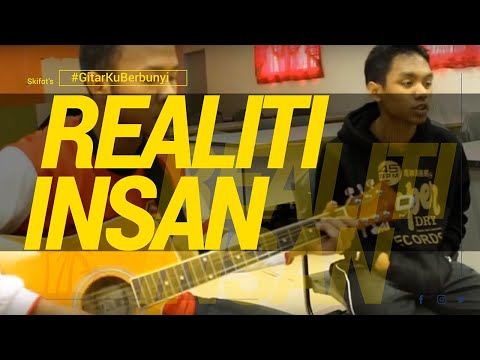 Santeekee - Realiti Insan (Skifot's Music acoustic cover)