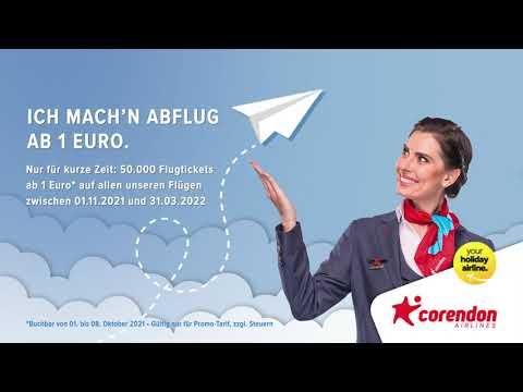 ICH MACHN ABFLUG AB 1 EURO.