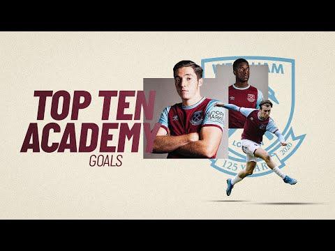 TOP TEN ACADEMY GOALS | 2020/21