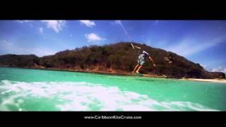 Caribbean Kite Cruise - North Kiteboarding Catamaran