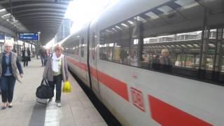 Прибытие поезда. Франкфурт-на-Майне, июнь 2013(, 2013-08-20T11:20:16.000Z)