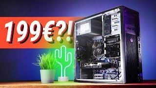199€ GAMING PC Monster - das JEDER bauen kann!!