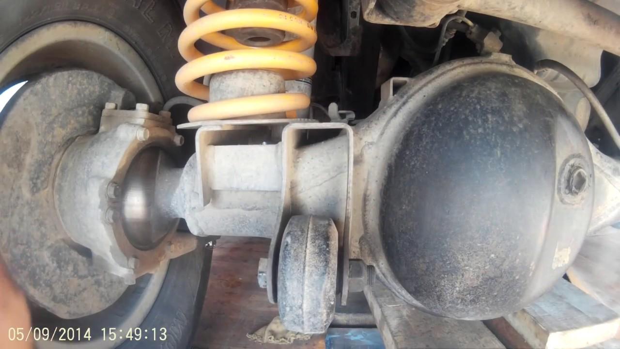 передняя подвеска  пружины nissan SAFARI Y60   отбойник