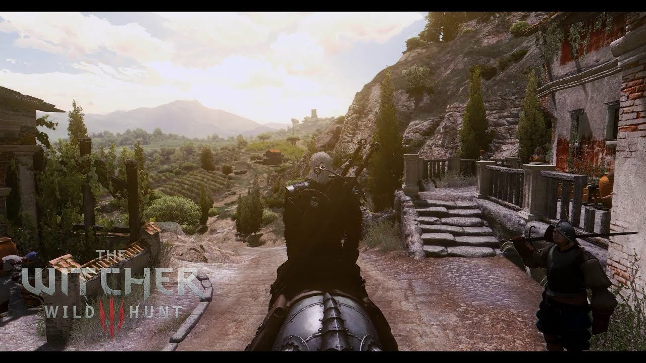 The Witcher 3 Mods #45 Wiedzmin Lighting Mod Final & Natural Lighting and  Scenery