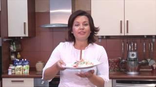 Любимые рецепты. Филе индейки с болгарским перцем