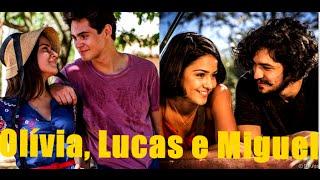 Baixar Tema de Olívia, Lucas e Miguel - Velho Chico