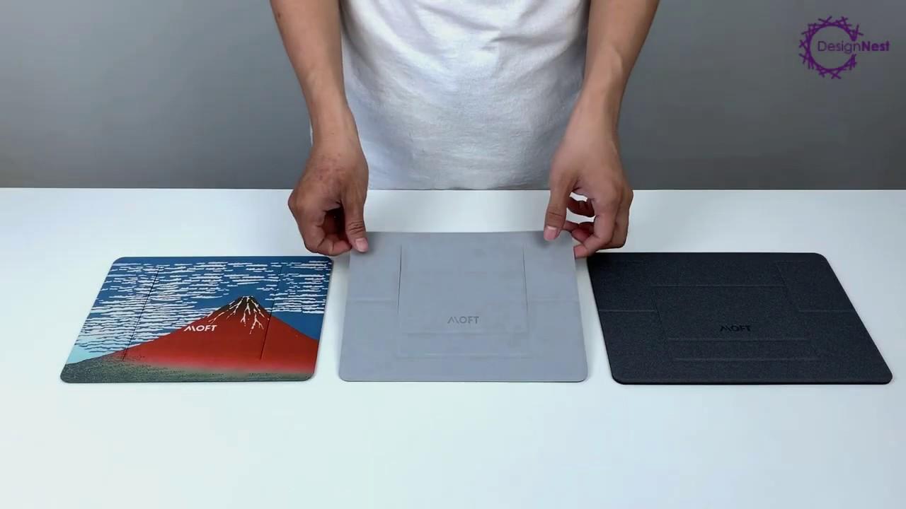 Các Phiên Bản Moft Stand – Đế Nâng Laptop Vô Hình Đầu Tiên Trên Thế Giới