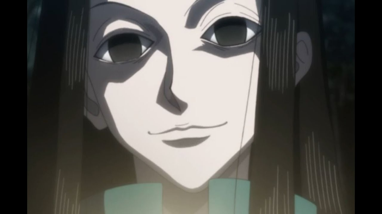 Image result for Hunter x Hunter illumi