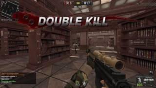 A melhor sniper do jogo - Point Blank 2017