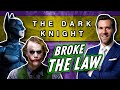Laws Broken: Dark Knight (Can Batman Use Self Defense? How Many People Did the Joker Kill?)